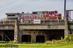 BNSF 637 | GE C44-9W | BNSF Thayer South Subdivision