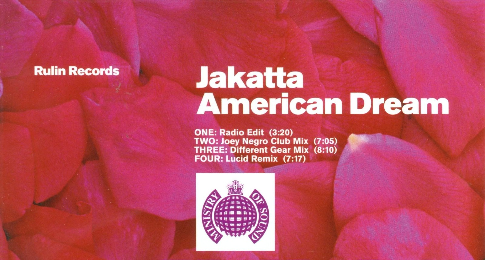 Jakatta Feat. Swati Natekar - American Dream (Different Gear Remix) [Progressive House]