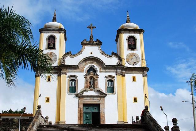 Igreja de Santa Efigênia dos Pretos