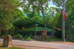 Cedars of Lebanon State Park Visitors Center - Lebanon, Tennessee