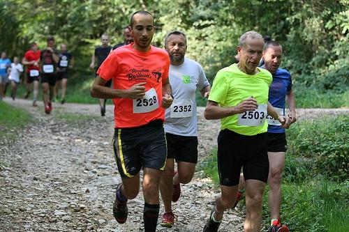 Trail du Mâconnais 2017 - 8,5km
