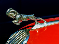 1936 Dodge Pickup Truck Hood Ornament