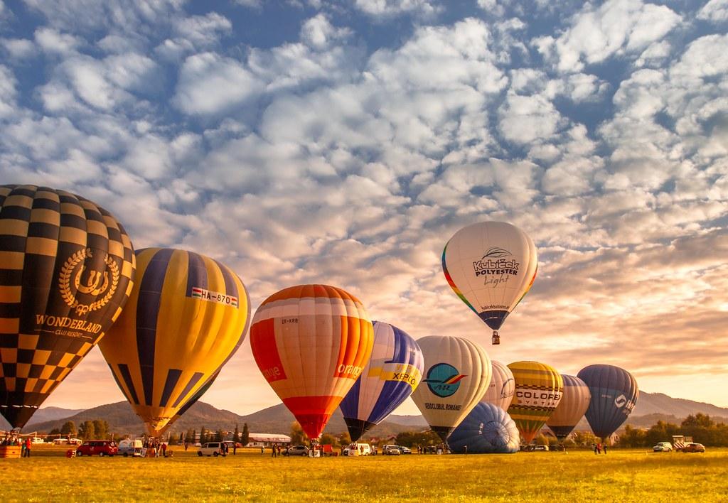 Maramures Balloon Festival 2017