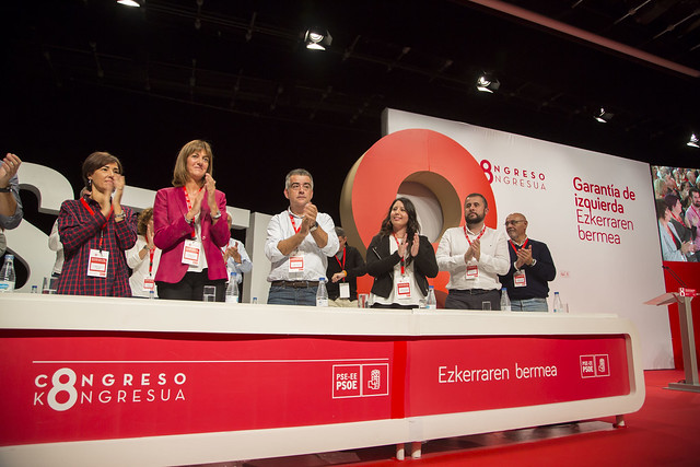 8º Congreso PSE-EE. Apertura.