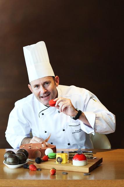 Executive Pastry Chef Brett Muller