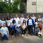 23487365678 Stillman School of Business Partners on Habitat for Humanity Project