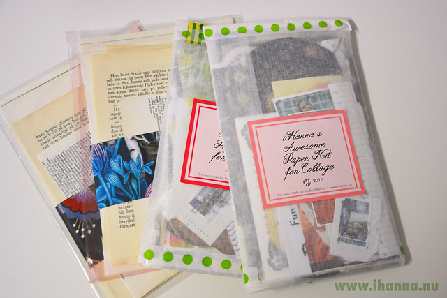 iHanna's Paper Kits for sale