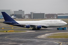 Atlas Air 747 N355MC