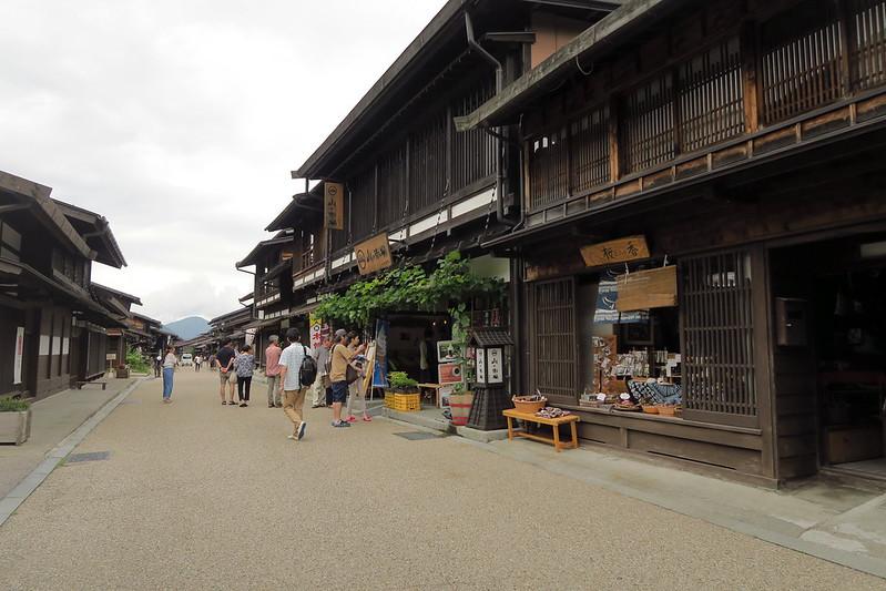 奈良井宿2〜20170730