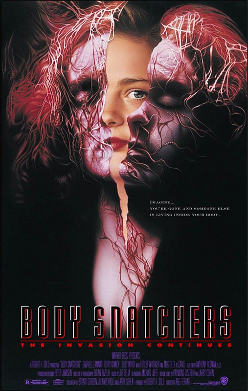 Body Snatchers - Poster 1