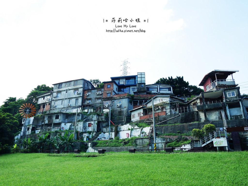 台北文青一日遊景點推薦公館寶藏巖  (7)