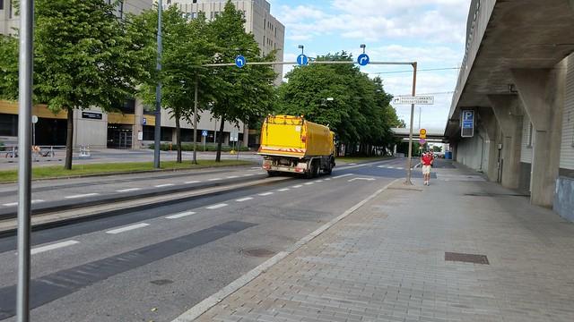 Streetcar Sweep