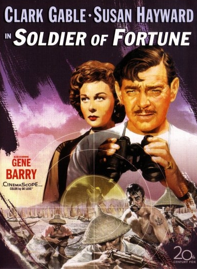Soldier of Fortune - Poster 3