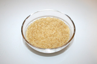 12 - Zutat Langkornreis / Ingredient rice