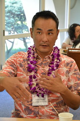 2017 Aloha Ceremony: Networking Session