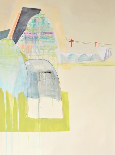 Ann Mcginley 個展「indelible green」を開催します