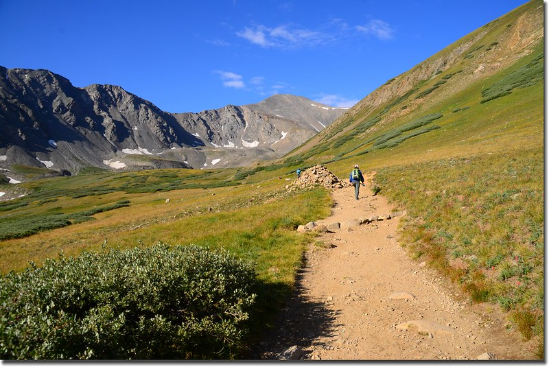 Grays Peak Trail 3