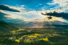 Summer Evening | High Tatras | Zakopane, Poland #233/365
