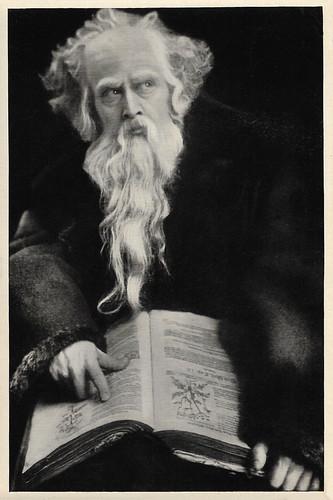 Gösta Ekman in Faust, Eine deutsche Volkssage (1926)