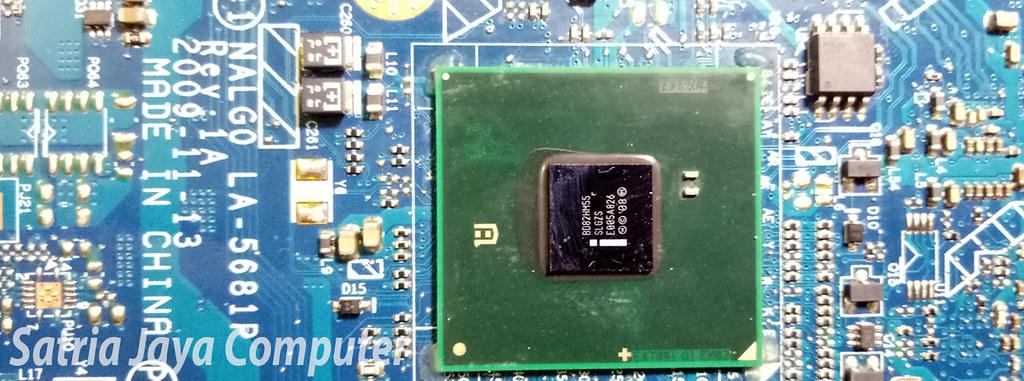 servis laptop chipset