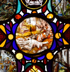 Martyrdom of St Barbara