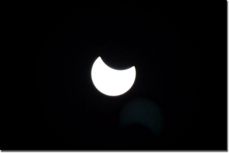 Solar eclipse (3)