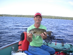 Late August fishing action