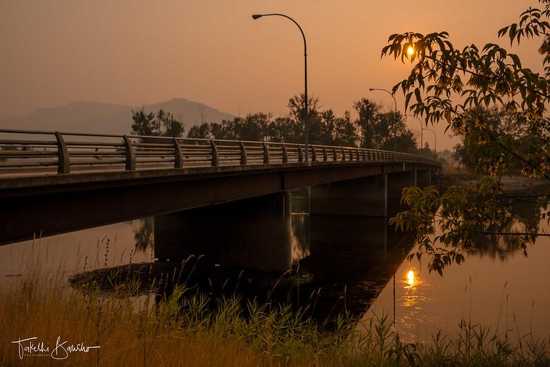 Len Bawtree bridge
