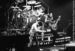 Queen live @ Syracuse - 1980