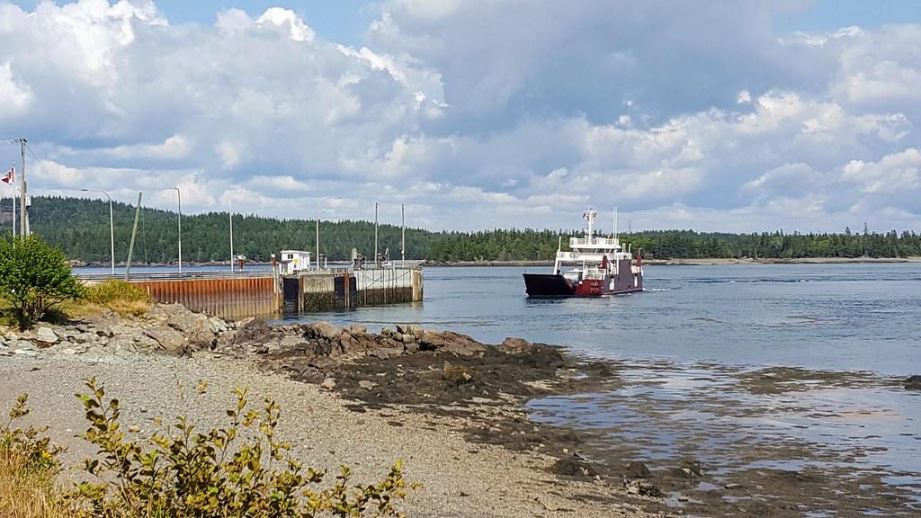 Ferry Schedule To Deer Island Nb