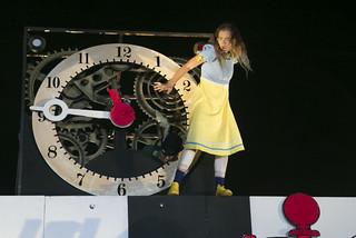 Alice on the Run. Theater Titanick