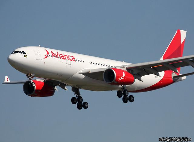 A330-200 AviancaBrasil F-WJKG-003 cn1657, Canon EOS 60D, Sigma 50-500mm f/4-6.3 APO HSM EX