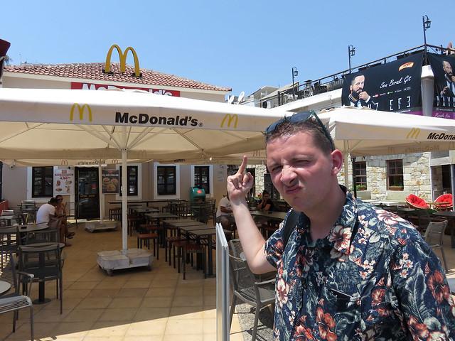 McDonald's Turkey, Canon POWERSHOT SX700 HS