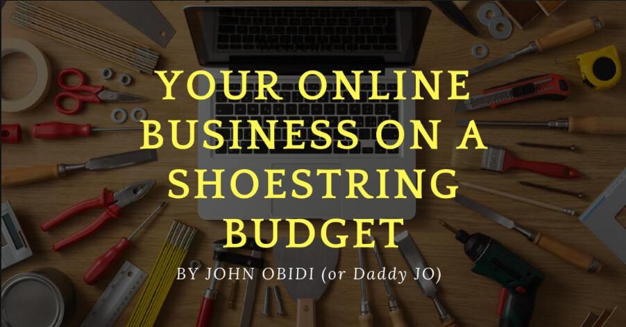 shoestring budget image
