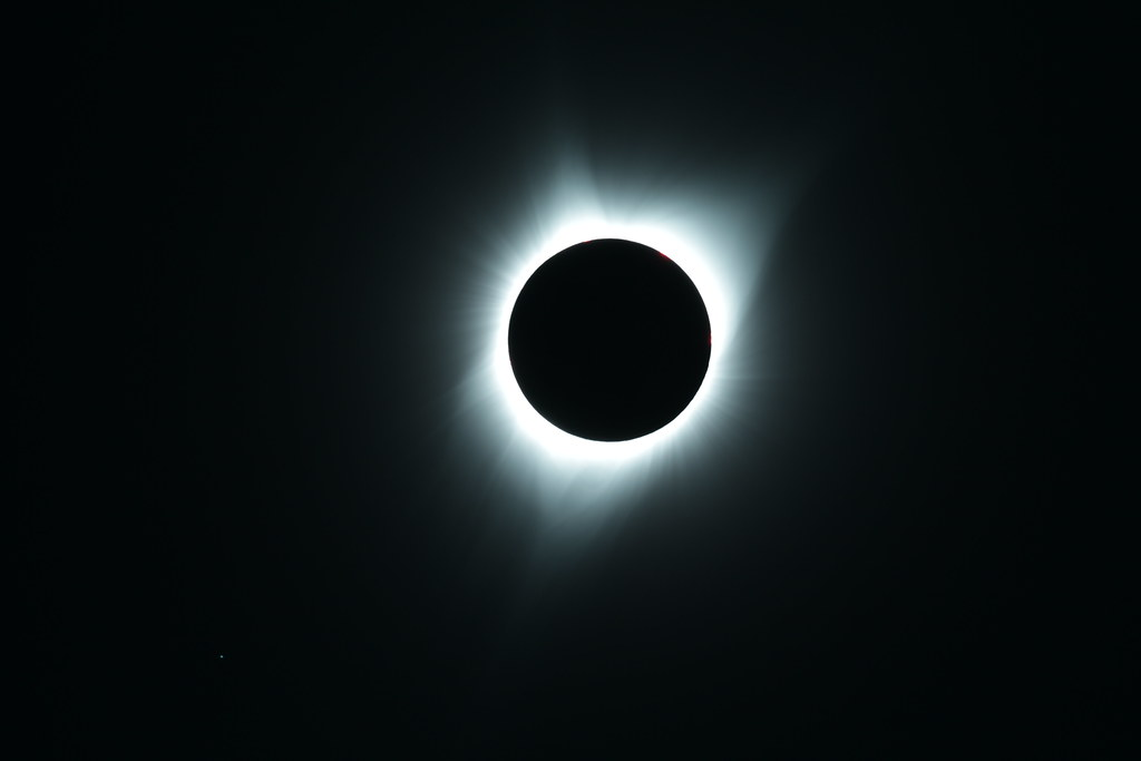 Great American eclipse 21-08-2017