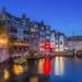 Blu Hour in Delfshaven by emanuelezallocco