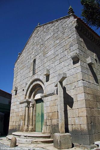 Igreja Matriz de Barcos - Portugal