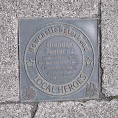 Photo of Bronze plaque number 43626