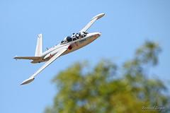 Fouga CM-170 R Magister - F-AZZP - Photo of Vignolles
