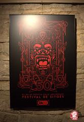 2017 - Exposició del Festival Internacional de Cinema Fantàstic de Catalunya