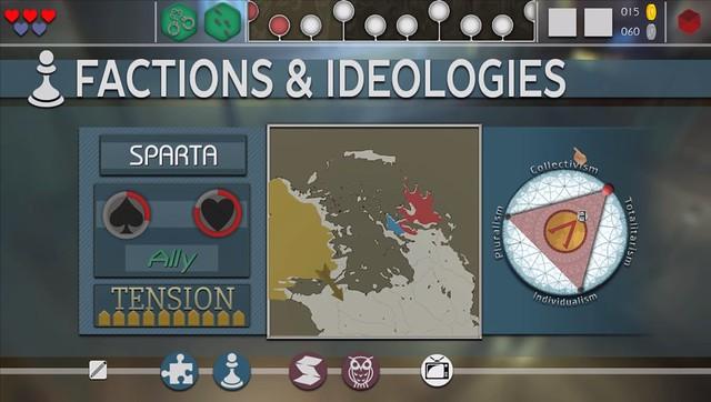 Demiurgos - politički kompas