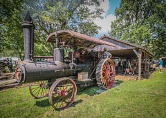 Vintage Tractor Show: 2017 Federalsburg, MD