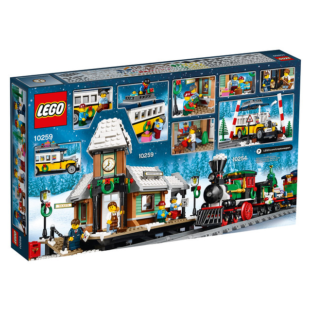 10259 Winter Village Station 2