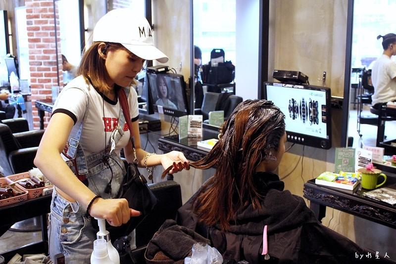 護髮第二劑-台中染髮推薦