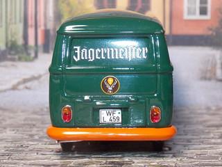 VW T1 Kastenwagen - Jagermeister - 1963 - Minichamps