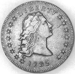 1795 B-8 Obv. Whist