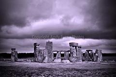 Stonehenge, UNESCO World Heritage Site, Wiltshire, England