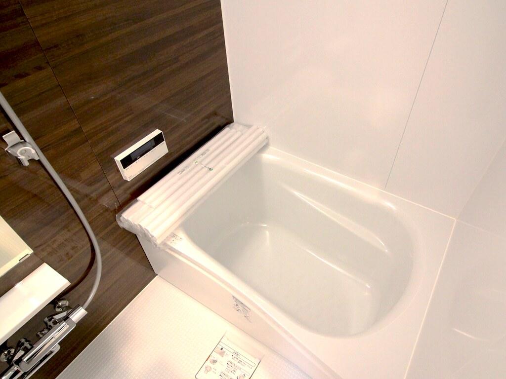 リノベーション後・バスルーム/バスタブ