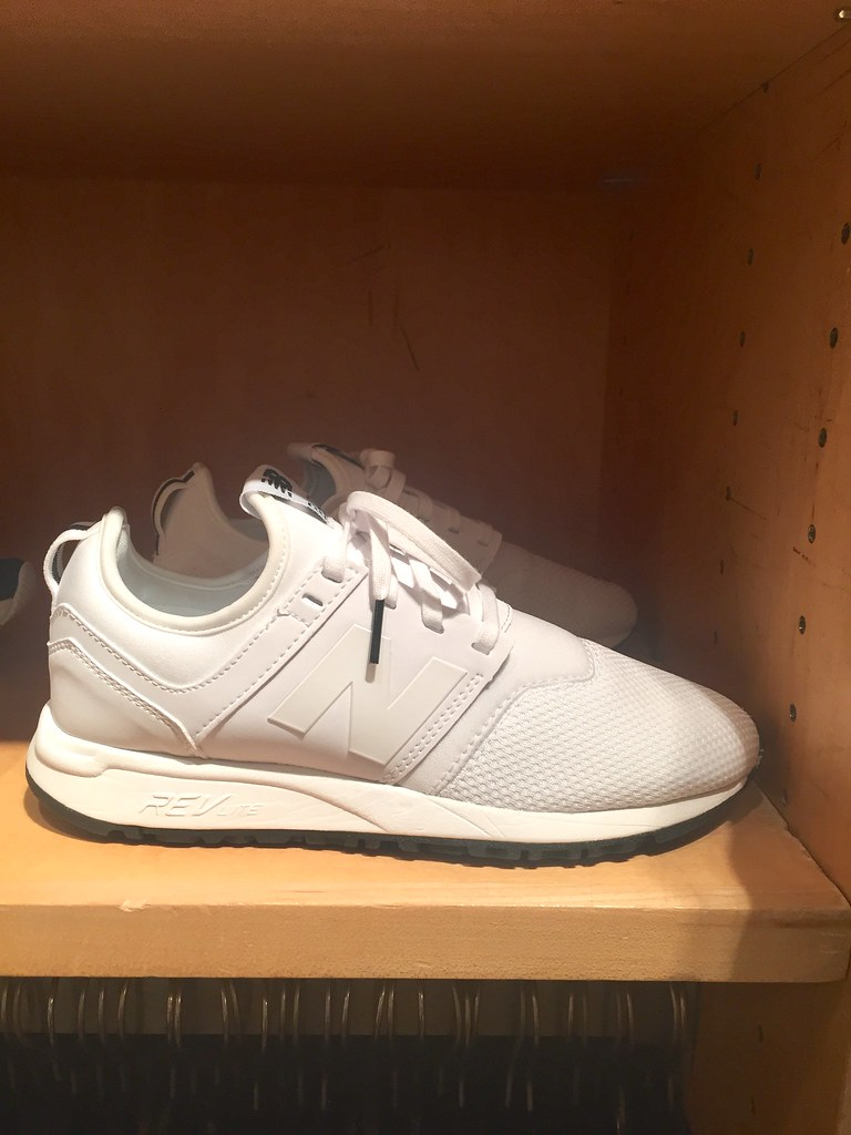 New Balance for J.Crew 247 Sneakers