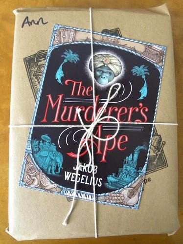Jakob Wegelius, The Murderer's Ape